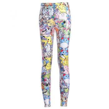 floral gym leggings