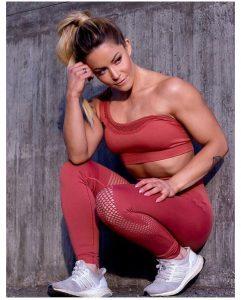 mesh yoga pants